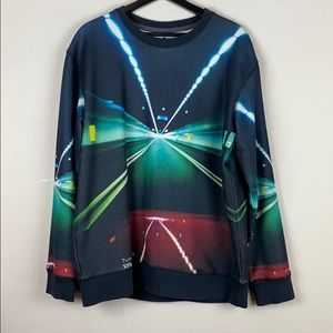 Staple Tunnel Vision Crewneck Sweater